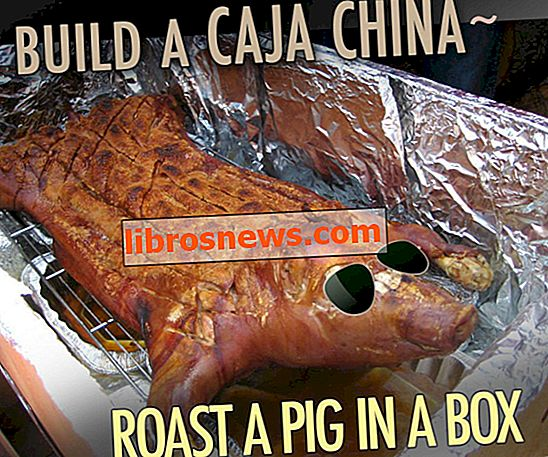 Build a Caja China ~ Roast a Pig in a Box