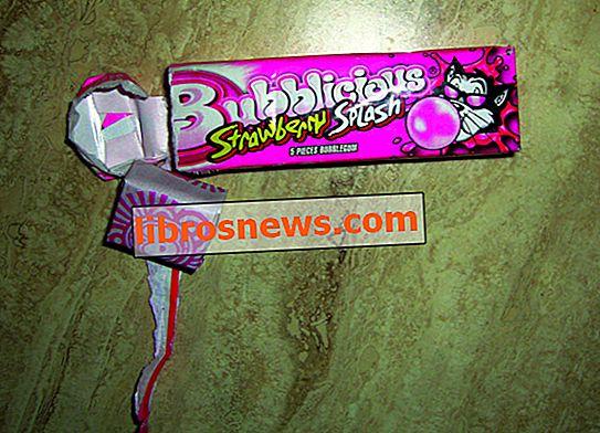 Cara Meledakkan Bubblegum