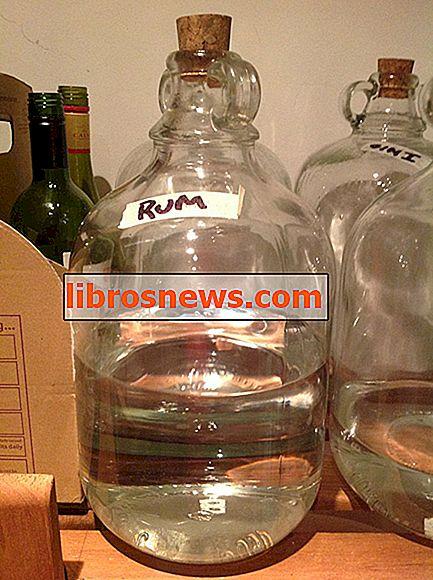 Rum von Grund auf neu machen