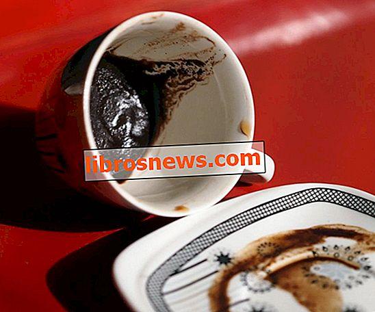 Adivinación del café turco