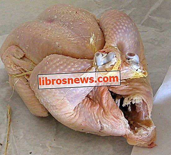 鶏をトラスにする方法