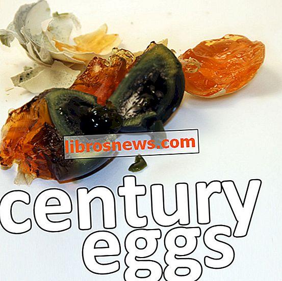 Jahrhundert Eier
