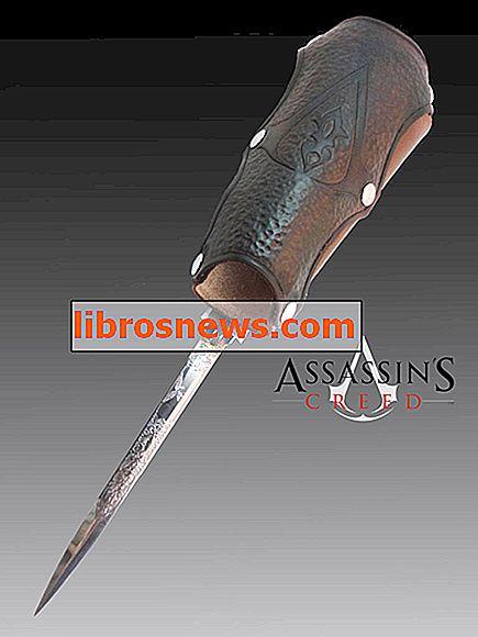 Assassin's Creed Hidden Blade - Funktionale Requisite !!
