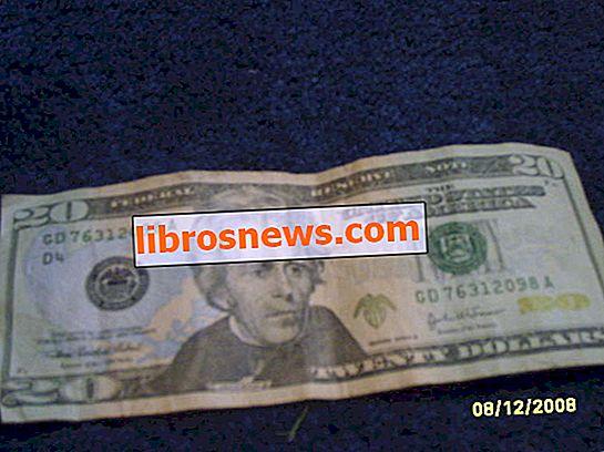 20ドル札を作る方法は、落下するツインタワーに変わります