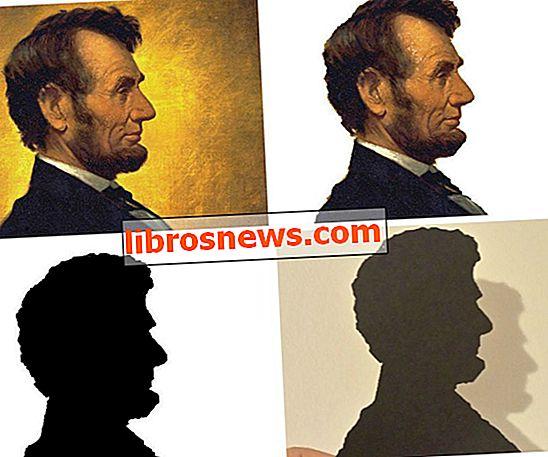 Entfernen Sie den Bildhintergrund und verwandeln Sie ihn in eine Silhouette (kostenlos!)