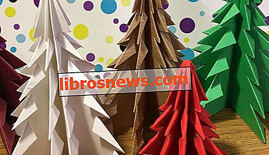 Easy Origami Christmas Tree