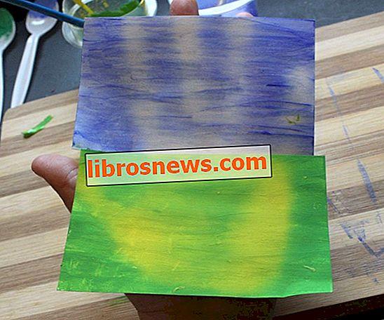 Faites votre propre peinture Thermocolor (changement de couleur)!