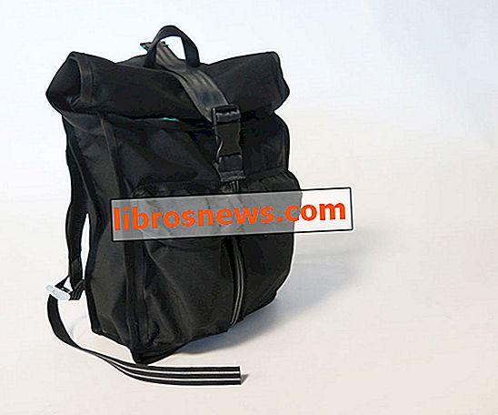 Wie man einen Rucksack macht