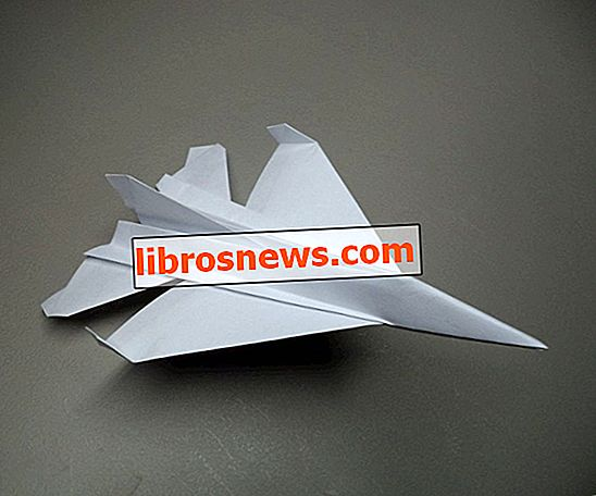 Comment plier un avion F-16 en origami