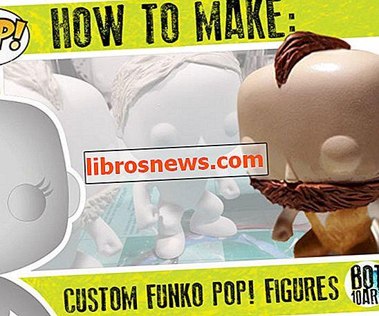 Benutzerdefinierte Funko POP!  Zahlen