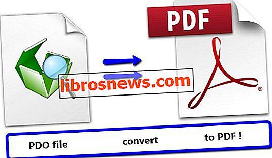 Pepakura - PDO'yu PDF'ye dönüştürün