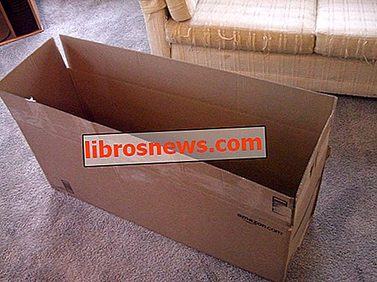 Bouw een kartonnen doos