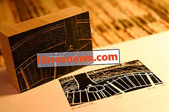 Creazione, taglio e stampa del tuo Woodblock
