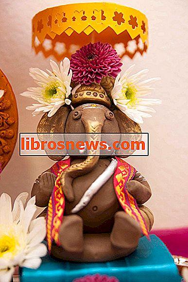 DIY - Pembuatan Lord Ganesha di Rumah