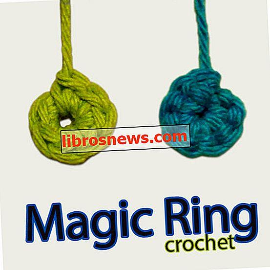 Uncinetto: anello magico (anello regolabile per amigurumi)