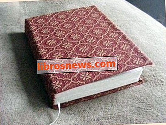 DIY boekbinden / boeken maken