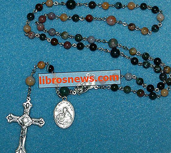 Cómo hacer un rosario