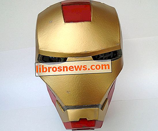 Costruisci un casco Iron Man a buon mercato!
