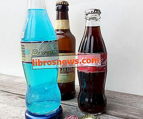 Botellas y tapas cuánticas de Nuka Cola
