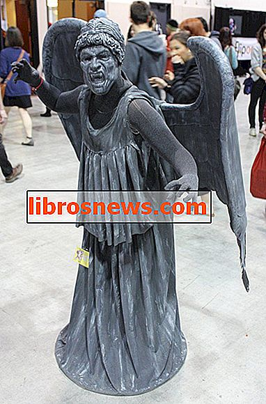 Disfraz de Doctor Who Weeping Angel