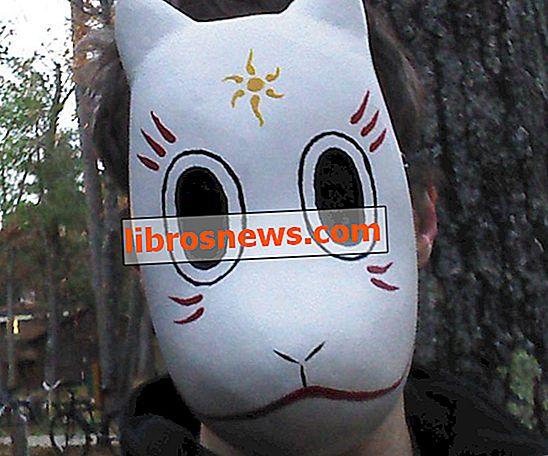 Maak een masker van professionele kwaliteit voor $ 15 (en veel elleboogvet)