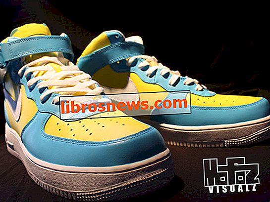 So passen Sie Kicks (Paint Shoes) nach Mofoz Visualz Way an