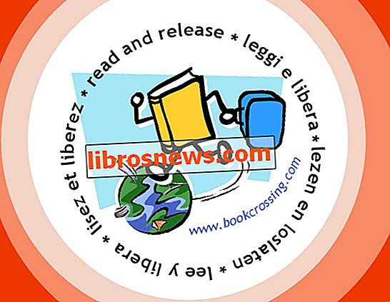BookCrossing'i Kullanarak Kitaplarınızı Paylaşın ve İzleyin