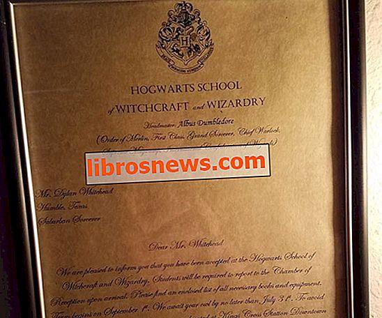 Buat Surat Penerimaan Hogwarts Anda Sendiri