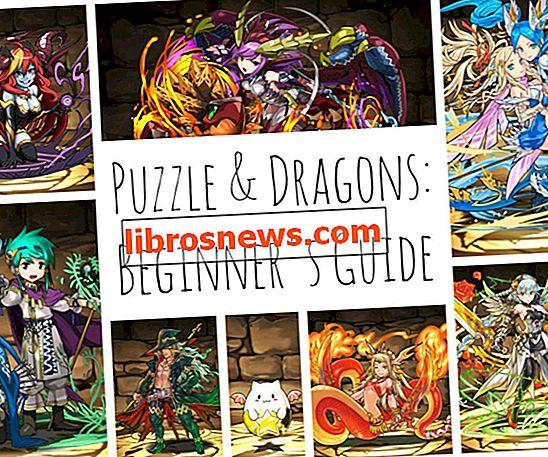 Puzzle and Dragons Anfängerhandbuch (aktualisiert für Version 8.6)