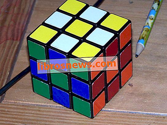 Cara termudah untuk Memecahkan Rubix Cube