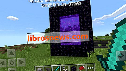 Nether Portal Minecraft: Pocket Edition
