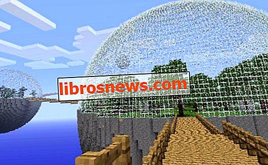 Wie man eine Glaskuppel auf Minecraft macht