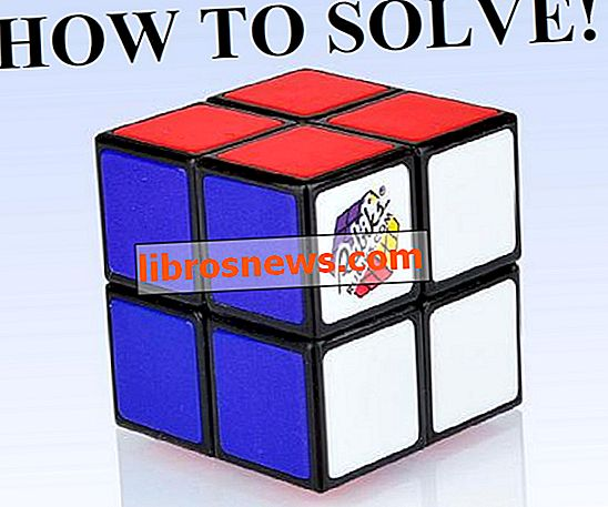 Bagaimana Menyelesaikan Cube Rubik 2x2 (dalam Enam Langkah)