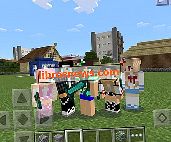 Cara Membuat Minecraft PE Skin Anda Sendiri!