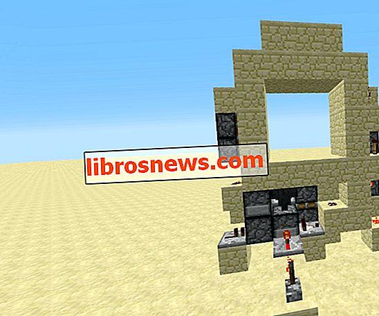 Puerta de pistón Minecraft 3x3