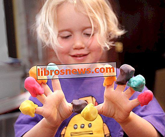 Playdough Nasıl Yapılır (Play-doh)