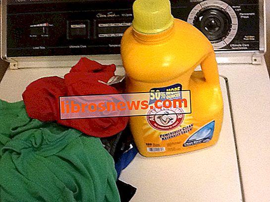 Come fare il bucato (di base)