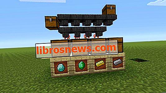 Minecraft Sortiersystem