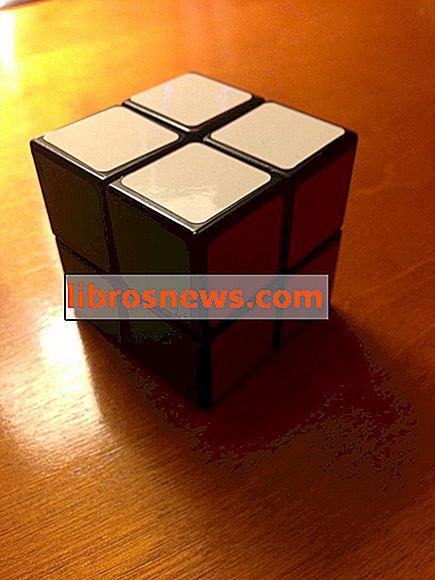 Cara Memecahkan Kubus 2x2 Rubiks