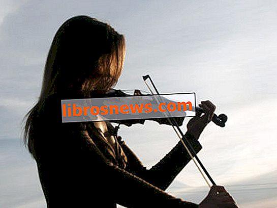 Cómo tocar el violín