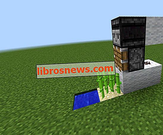 Minecraft Compact Auto Zuckerrohrfarm