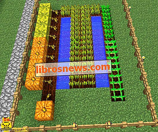 Landwirtschaft in Minecraft