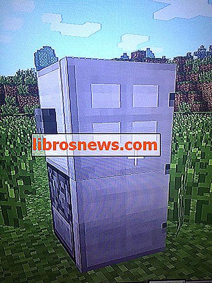 Cómo hacer un refrigerador en Minecraft