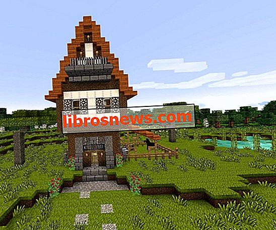 Wie man ein mittelalterliches Haus in Minecraft baut