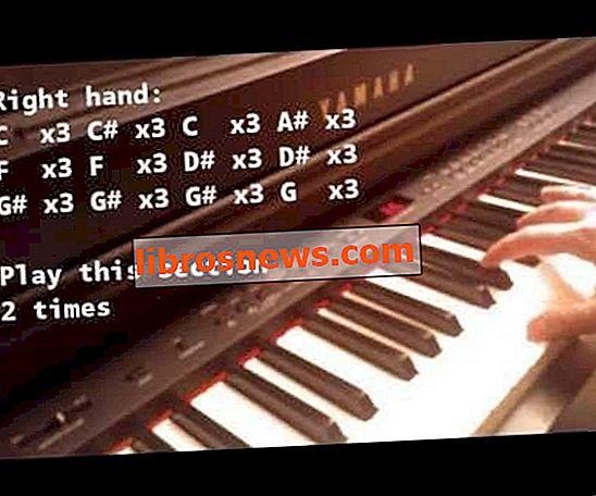 Tümü Piyanoda Nasıl Oynanır - Yeni Başlayanlar İçin Kolay