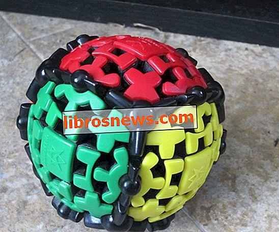 Bagaimana Menyelesaikan Cube Ball Gear Rubik