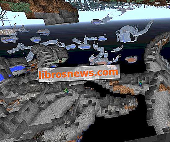 Rayons X Minecraft