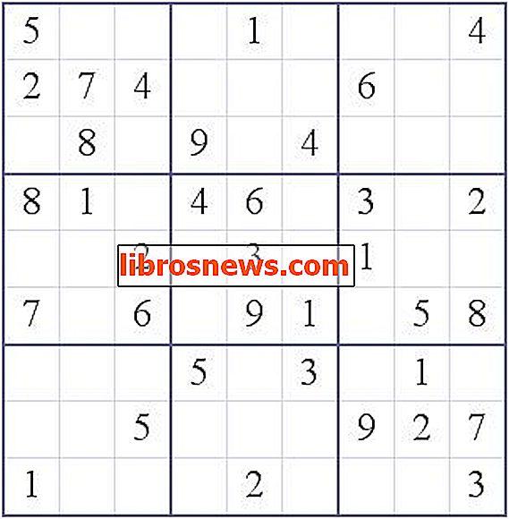 Sudoku: Lösung für Anfänger und Fortgeschrittene