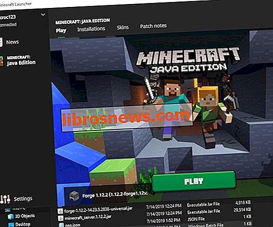 Cómo configurar un servidor de Minecraft modificado (1.12.2)