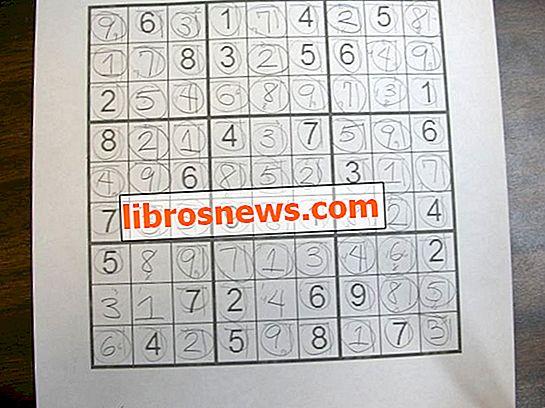 Resuelve Sudoku (¡Sin siquiera pensar!)